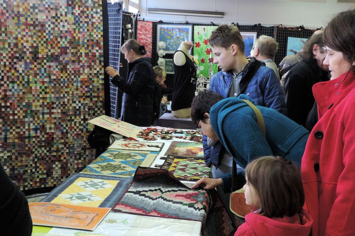 Expo des artistes willemois 2013