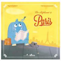 Elephant a paris 1